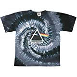T-Shirts Homme PINK FLOYD Spiral Dark Side Extra Large - import direct USA