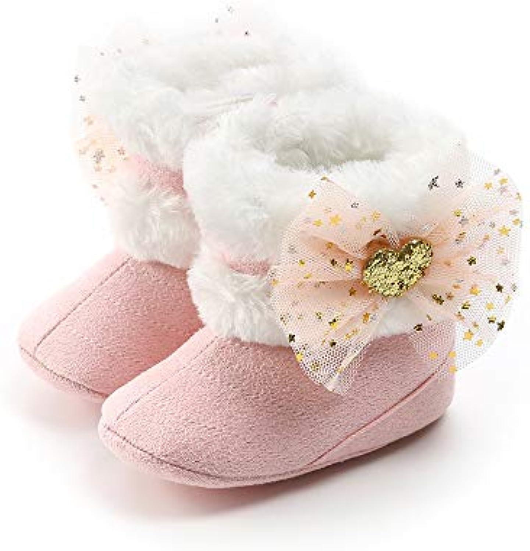 les chaussures de marche mor  enfant - nouveau - enfant né, à 18 mois d'hiver du gril soft antidérapants beau basket seu l... 888003