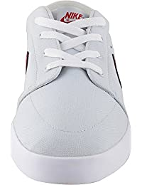 Nike Men's Canvas Sneakers, 9UK(Off White)