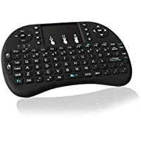 2.4GHz i8 Keyboard Touchpad Air Mouse For MX MXQ M8S Android TV Box KODI XBMC PC