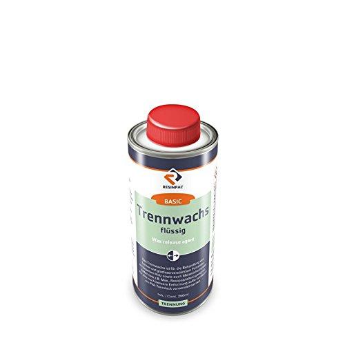 250 ml Trennwachs (flüssig) - Trennmittel für Epoxidharz und Polyesterharz