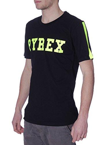 Pyrex Herren T-Shirt Einheitsgröße Schwarz