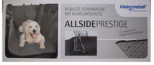 Allside Prestige ca. 155x140cm Autoschondecke von Kleinmetall mit Seitenschutz