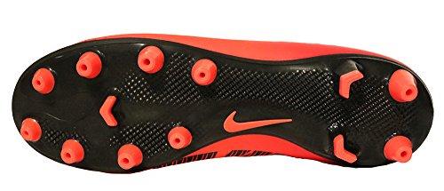 Nike Herren Mercurial Victory VI DF Agpro Fußballschuhe rot - schwarz
