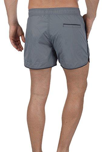 BLEND Zion Herren BLEND Zion Herren Schwimmhose Swim-Shorts kurze Hose Badehose Granite (70147)