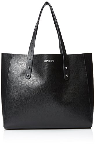 kenneth-cole-reaction-heavy-metal-tote-bag-black-silver-black-one-size