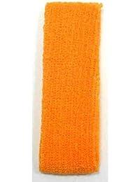 Neon-bandeau-schweißbänder bracelet assorti au style années 80