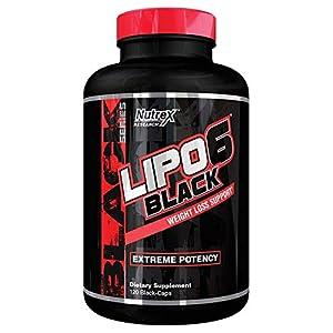 Nutrex Lipo-6 Black (120 Kaps à 684 mg)