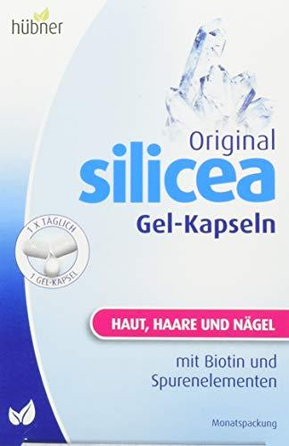 Original silicea Gel-Kapseln mit Spurenelementen (44 g) -