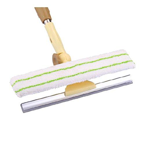 SQUEEQEES Fensterwischer Gratisprobe Profi-Glasreiniger / Fensterreiniger | Fenster-Abzieher Verwenden Sie für die Reinigung zu Hause