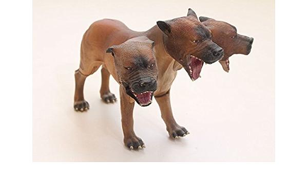 Fluffy Harry Potter 3 5 Head Hell Dogs Figurine Toy Amazon De Kuche Haushalt