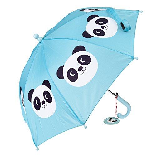 (Rex London Miko der Panda Kinder Regenschirm)