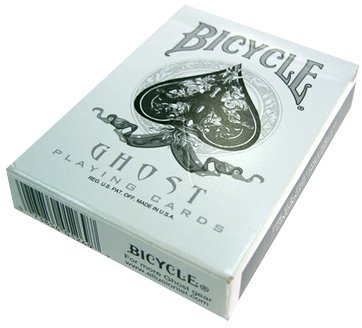 Jeu Bicycle Ghost (US Playing Card Company)