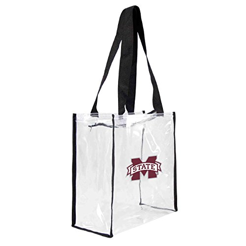 ncaa-mississippi-state-bulldogs-square-stadium-tote-115-x-55-x-115-inch-clear-by-littlearth