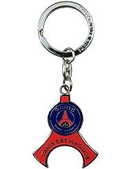 Porte-clefs Tour Eiffel PSG - Collection officielle Paris Saint Germain