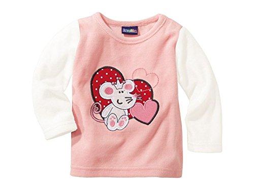 LUPILU Baby-Nickianzug 50/56 rosa