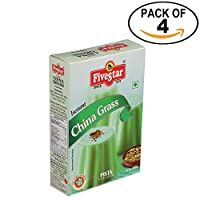 Instant China Grass Mix Pista 100g Box, Pack of 4