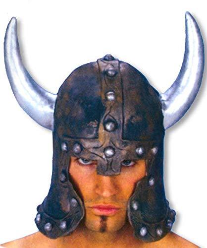 Horror-Shop Krieger Helm Latex