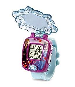VTech- Frozen 2 Reloj Digital, Color (3480-518822)