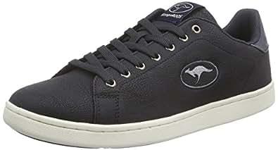 KangaROOS  K-Classic 7060, Sneakers basses hommes - Bleu - Bleu marine (460), 44 EU