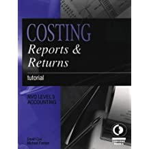 Costing, Reports and Returns: Tutorial (Osborne financial series)