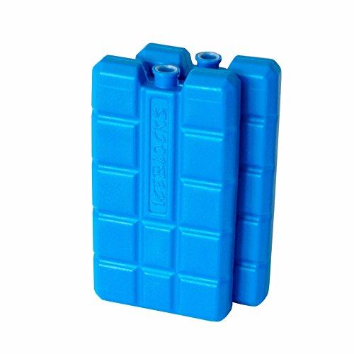 ToCi Lot de 2 blocs réfrigérants pour sac isotherme ou glacière de 200ml chacun, 2