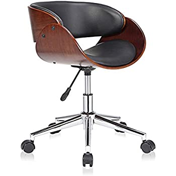 Drehsessel höhenverstellbar  MY SIT Design Stuhl Retro Drehstuhl Bürostuhl Vintage Antik ...