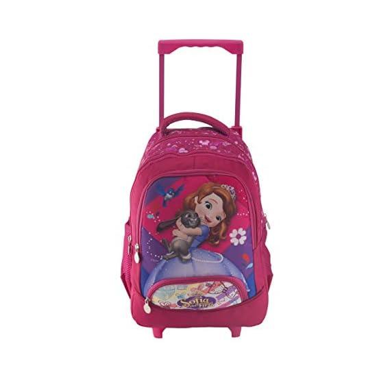 Disney 24 LTR Pink Children's Backpack