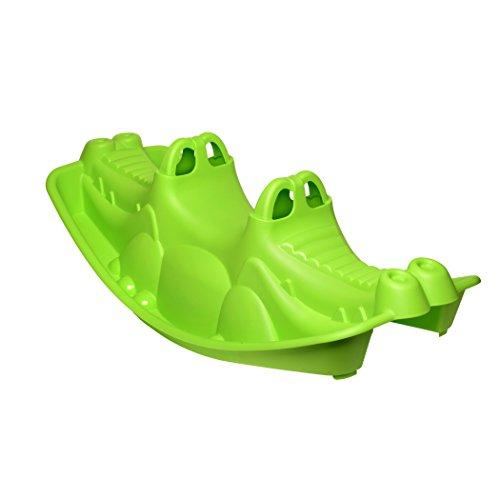 Paradiso Toys NV–Wippe Krokodil grün 1m, t02319