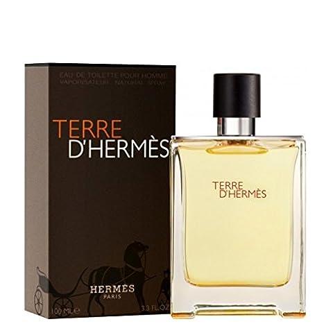 Hermes Terre D'Hermes Eau De Toilette Spray for Men -