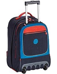 Kipling - CLAS SOOBIN L - Mochila grande - Blue Orange Bl - (Azul)
