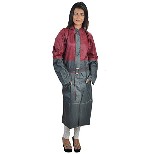 Newera Taping Rain Coat For Women(women-mrst)