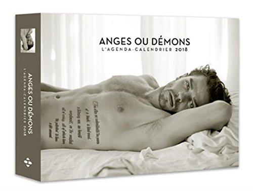 L'agenda-calendrier Anges ou Démons 2018