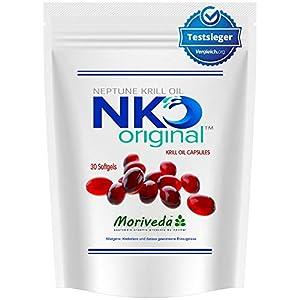 NKO Original Krillöl 30, 90 oder 180 Softgel Kapseln