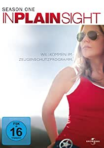 In Plain Sight - Season One [3 DVDs]