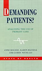 Demanding Patients?: Analysing the Use of Primary Care (State of Health)