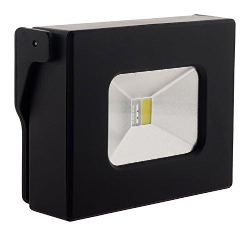 Mini projecteur LED 10W avec power bank intégré