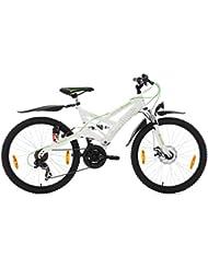 KS Cycling 116K Vélo Garçon, Blanc