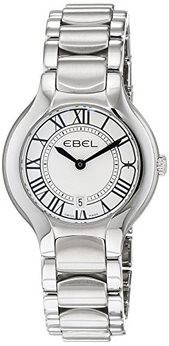 Ebel Womens Analogue Quartz Watch with Stainless Steel Strap 1216037