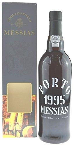 Rarität: Port Messias Colheita 0.75l Jahrgang 1995 mit Geschenkpackung - Portwein