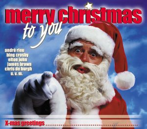 X-Mas Sampler - Merry Christmas to You