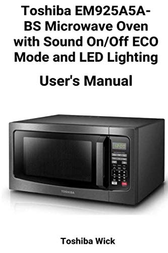 And Toshiba Sound User's Lighting Manual31hpy Em925a5a Onoff Led With Oven Microwave Eco Bs Mode P80OkwXn