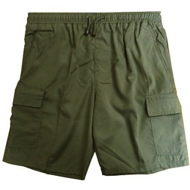 Men Summer Shorts Cargo Combat Style in plain and print fabrics SIZE S TO 5XL