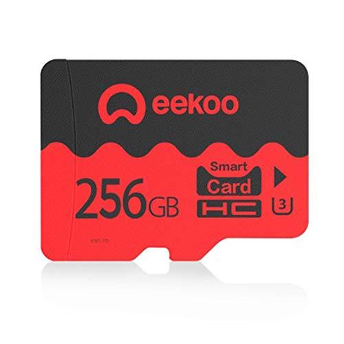 Preisvergleich Produktbild JYL Speicherkarte 256 GB 30 MB / s 256 GB Micro-SD-Karte Class10 UHS-3-Flash-Karte Memory Microsd TF / SD-Karte,  für Smartphone und PC / DVR