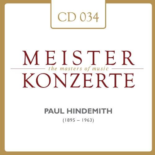 Konzert für Klavier, Blechbläser und Harfen, op. 49 (1930): Mäßig schnell, kraftvoll