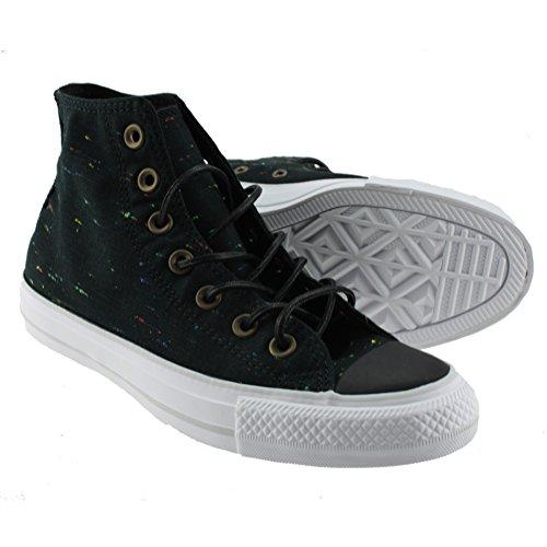 Converse - CTAS Hi 152779C Black/White/Mouse Chuck Taylor All Star Chucks Schuhe Black/White/Mouse