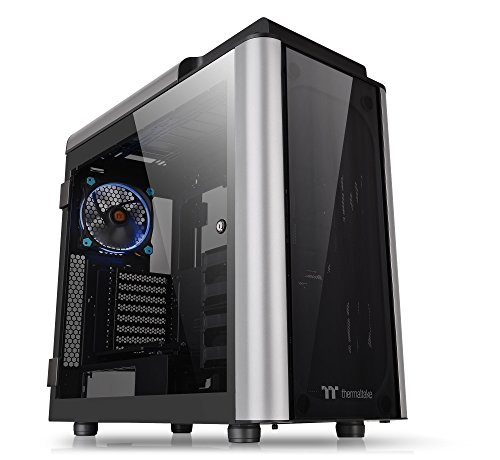 Thermaltake Level 20 GT Full Tower PC-Gehäuse, schwarz/silber