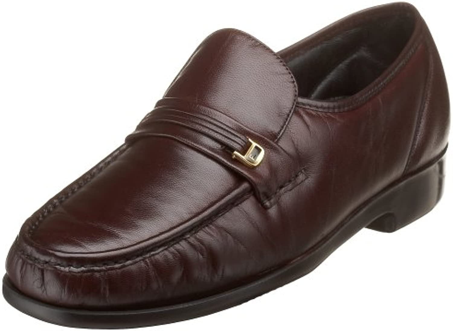 Florsheim Men's Riva Slip On Burgundy 10.5 EEE