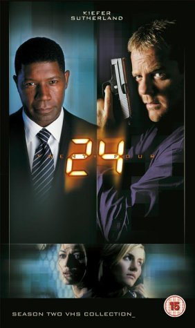 Click for larger image of 24: Season 2 (Box Set) [VHS] [2002]