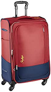 Skybags Footloose Romeo 58 cms Red Softsided Carry-On (STROW58ERED)